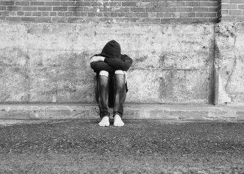 Depressionen, Angst, krank, verzweiflung,